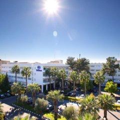 Отель Hilton Park Nicosia балкон