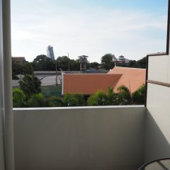 Отель Marika Residence Паттайя балкон