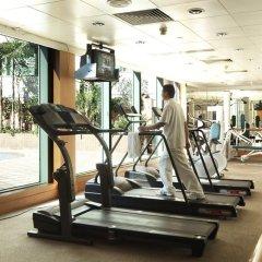 Отель Grand Park Kunming Куньмин фитнесс-зал фото 2