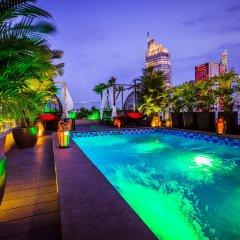 Roseland Sweet Hotel & Spa бассейн