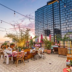 Отель Freehand Los Angeles США, Лос-Анджелес - отзывы, цены и фото номеров - забронировать отель Freehand Los Angeles онлайн питание