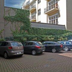 Fortuna Hotel Краков парковка