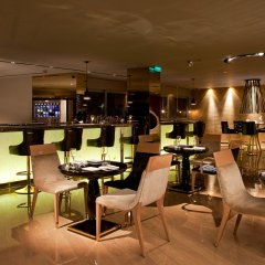 Отель InterContinental Istanbul гостиничный бар фото 2