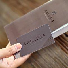 Отель Arcadia Suites Bangkok Бангкок спа
