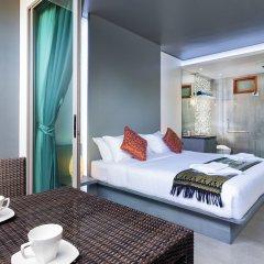 Отель Kamala Resotel Камала Бич комната для гостей фото 3