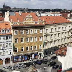 Отель Rott Hotel Чехия, Прага - 9 отзывов об отеле, цены и фото номеров - забронировать отель Rott Hotel онлайн фото 8