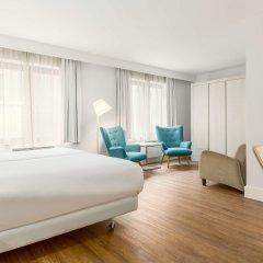 Отель NH Brussels Grand Place Arenberg комната для гостей фото 3