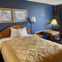 Отель Americas Best Value Inn-Marianna США, Марианна - отзывы, цены и фото номеров - забронировать отель Americas Best Value Inn-Marianna онлайн комната для гостей фото 5