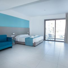 Mandali Hotel Apartments комната для гостей фото 4