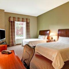 Отель Hilton Garden Inn Ottawa Airport Канада, Оттава - отзывы, цены и фото номеров - забронировать отель Hilton Garden Inn Ottawa Airport онлайн комната для гостей фото 4