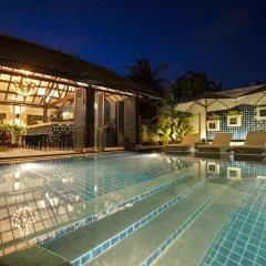 Отель Maison Vy Hotel Вьетнам, Хойан - отзывы, цены и фото номеров - забронировать отель Maison Vy Hotel онлайн бассейн