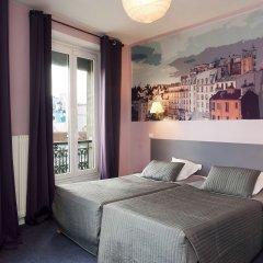 Отель Odessa Montparnasse Париж комната для гостей