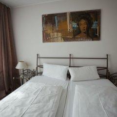 Отель Hotel Petersburg Германия, Дюссельдорф - отзывы, цены и фото номеров - забронировать отель Hotel Petersburg онлайн комната для гостей фото 3
