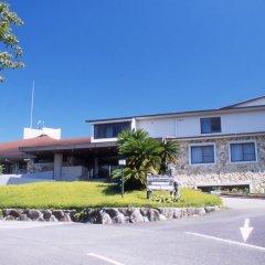 Отель Kyukamura Nanki-katsuura Начикатсуура парковка