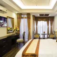Hoang Dung Hotel – Hong Vina комната для гостей фото 2