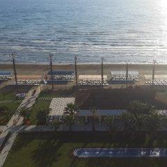 Отель Palm Wings Ephesus Beach Resort Торбали приотельная территория фото 2