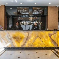 Отель Dencity гостиничный бар