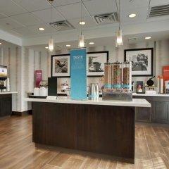 Отель Hampton Inn by Hilton Pawtucket интерьер отеля фото 3