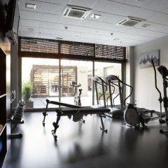 Hotel & Spa Villa Olímpic@ Suites фитнесс-зал фото 4
