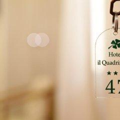 Отель Il Quadrifoglio Италия, Торре-дель-Греко - отзывы, цены и фото номеров - забронировать отель Il Quadrifoglio онлайн интерьер отеля фото 3