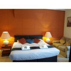Yardley Manor Hotel комната для гостей