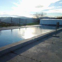 Отель Casa Azzurra Монтекассино бассейн