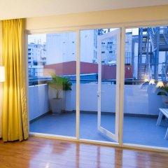 Saigon Hotel балкон
