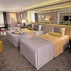 Отель Mercure Istanbul Bomonti комната для гостей фото 4