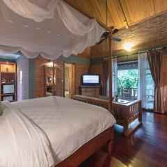 Отель Pilgrimage Village Hue Вьетнам, Хюэ - отзывы, цены и фото номеров - забронировать отель Pilgrimage Village Hue онлайн сейф в номере