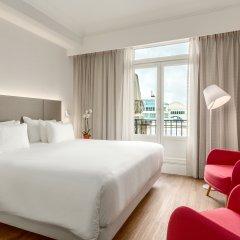 Отель NH Collection Brussels Centre комната для гостей фото 3