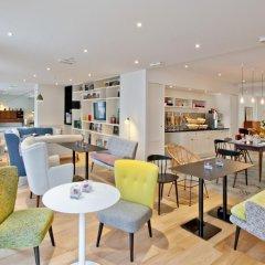 Отель Citadines Sainte-Catherine Brussels гостиничный бар