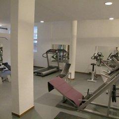 Отель Aparthotel Ponent Mar фитнесс-зал фото 2