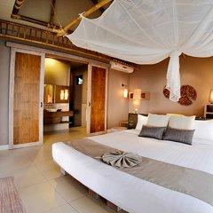 Отель Twin Lotus Koh Lanta сейф в номере