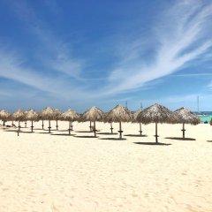 Отель Flor del Mar 1D Доминикана, Пунта Кана - отзывы, цены и фото номеров - забронировать отель Flor del Mar 1D онлайн пляж фото 2