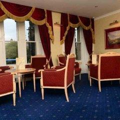 Отель Old Waverley Hotel Великобритания, Эдинбург - отзывы, цены и фото номеров - забронировать отель Old Waverley Hotel онлайн интерьер отеля