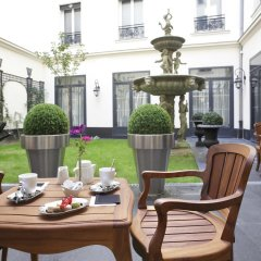Отель Maison Albar Hotels - Le Diamond Париж питание фото 2