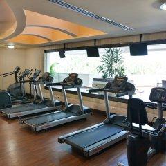 Отель Plaza Juan Carlos Гондурас, Тегусигальпа - отзывы, цены и фото номеров - забронировать отель Plaza Juan Carlos онлайн фитнесс-зал
