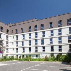 Отель B&B Hôtel Paris Romainville Noisy le Sec парковка