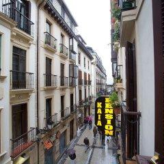 Отель Pensión Kaia балкон