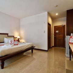 Отель NIDA Rooms Talat Yai Old Town Phuket комната для гостей
