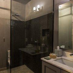 Отель Demetria Bungalows Мексика, Гвадалахара - отзывы, цены и фото номеров - забронировать отель Demetria Bungalows онлайн ванная