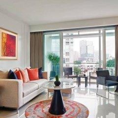 Dusit Suites Hotel Ratchadamri, Bangkok Бангкок комната для гостей фото 4