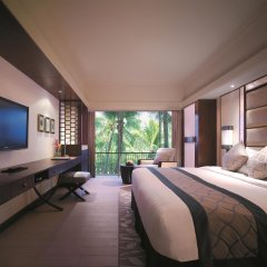 Отель Shangri-La's Mactan Resort & Spa комната для гостей