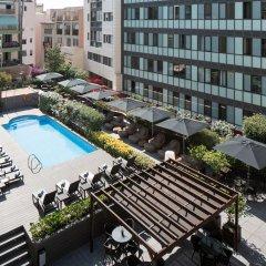 Отель Catalonia Ramblas Испания, Барселона - 3 отзыва об отеле, цены и фото номеров - забронировать отель Catalonia Ramblas онлайн балкон