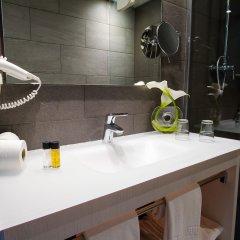 Отель Salomé Испания, Калафель - отзывы, цены и фото номеров - забронировать отель Salomé онлайн ванная фото 2