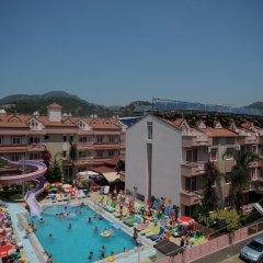 Апартаменты Apartments Rosy бассейн