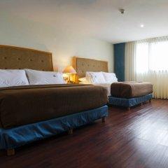 Отель Riazor Aeropuerto Мексика, Мехико - отзывы, цены и фото номеров - забронировать отель Riazor Aeropuerto онлайн комната для гостей фото 3