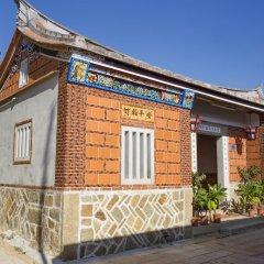 Отель Horseshoe Crab Cottage Китай, Сямынь - отзывы, цены и фото номеров - забронировать отель Horseshoe Crab Cottage онлайн вид на фасад