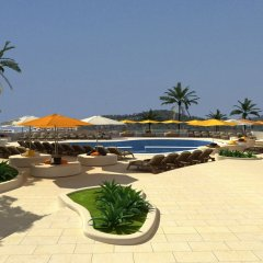 Отель THB Ocean Beach бассейн