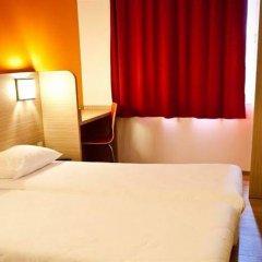 Отель Premiere Classe Wroclaw Centrum Польша, Вроцлав - 4 отзыва об отеле, цены и фото номеров - забронировать отель Premiere Classe Wroclaw Centrum онлайн комната для гостей фото 3